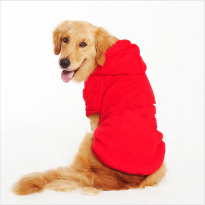 Winter Warm Soft Dog Coat