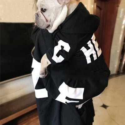 Pet and owner hoodies