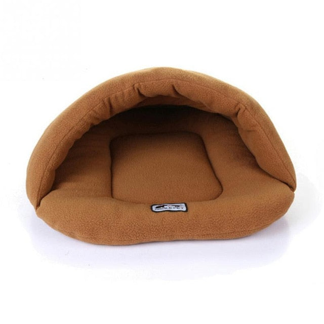 Soft Winter Warm Dog Bed