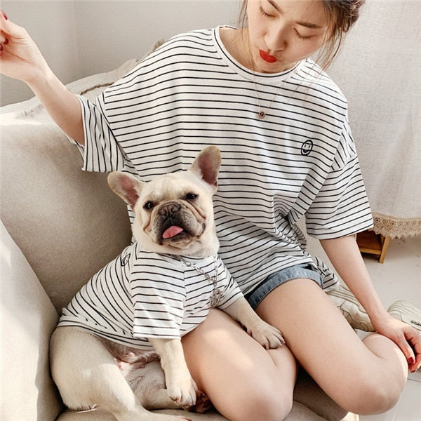 Matching Dog-Owner Clothes