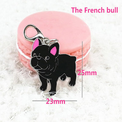 New Painted Pet Pendant For All Kinds Of Dogs