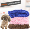 Ultra-absorbent soft Dog Bath Towel