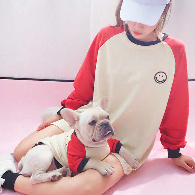 Pet-Owner Matching Clothes
