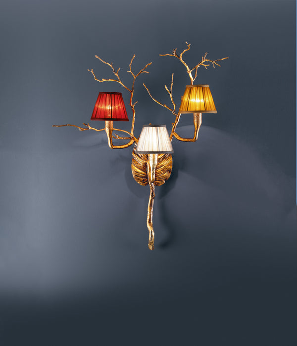 Fascinium Triple Sconce