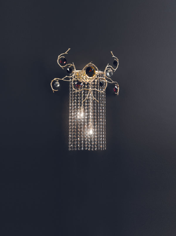 Diamond Medium Sconce