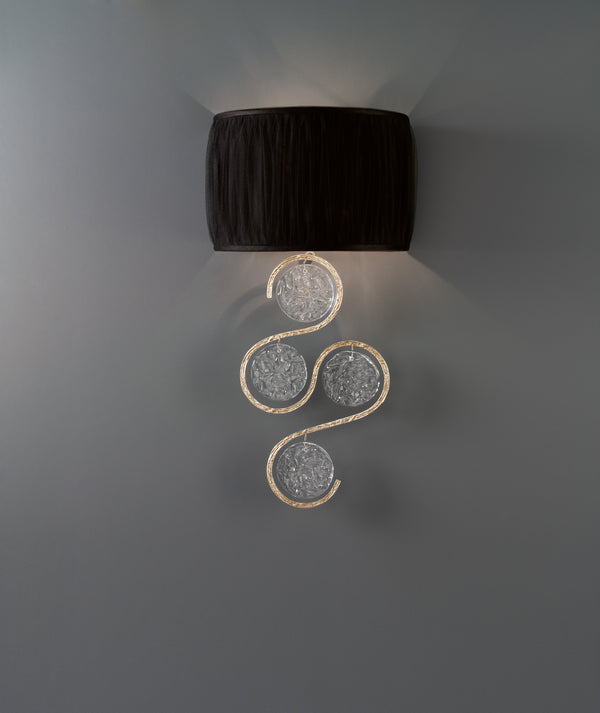 Lines Serpentine 4 Sconce