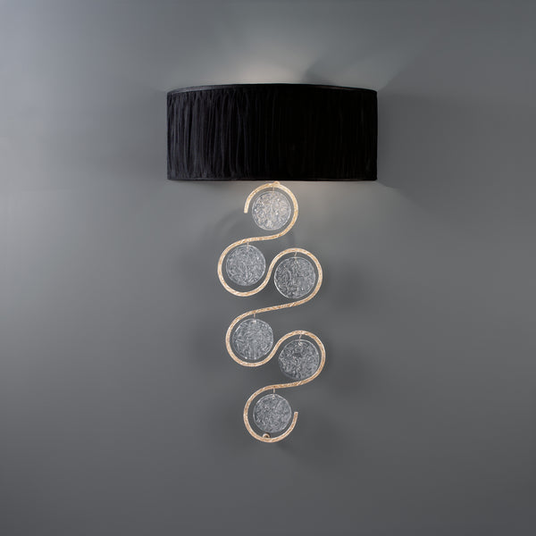 Lines Serpentine 6 Sconce