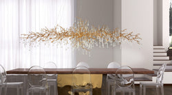 Bijout Oval X-Large Chandelier