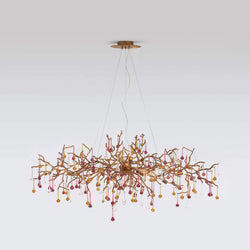 Bijout Oval Medium Chandelier