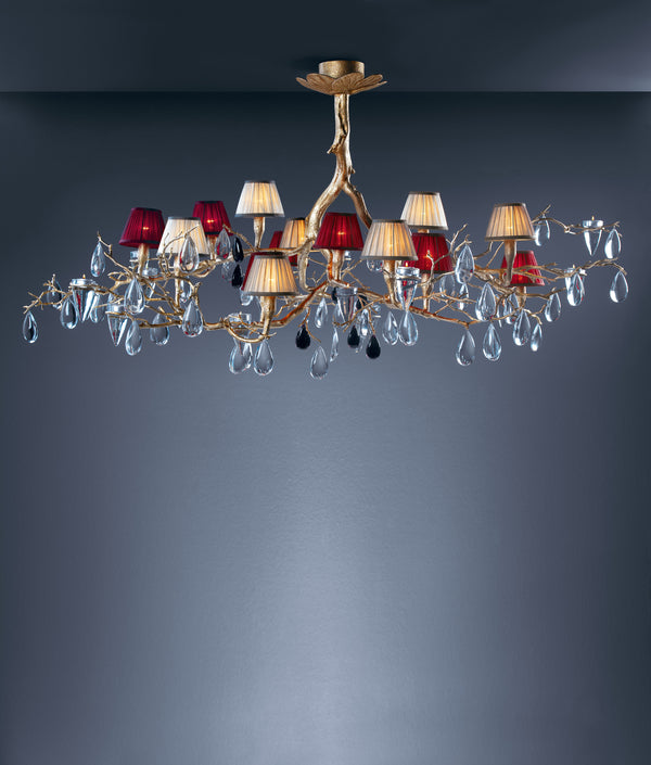 Fascinium 15 Shade X-Large Chandelier