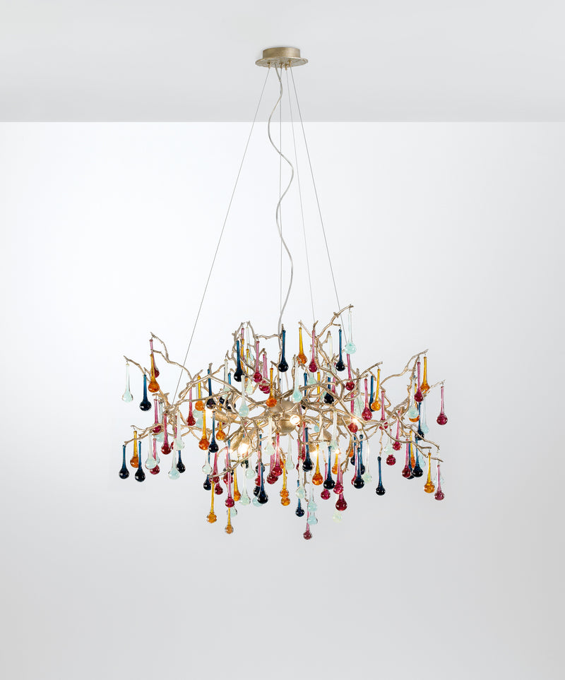 Bijout Round Medium Chandelier