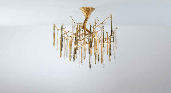 Glamour Small Chandelier
