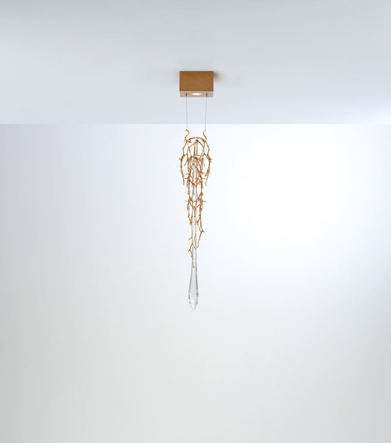 Liquid Single Pendant - FLOOR MODEL