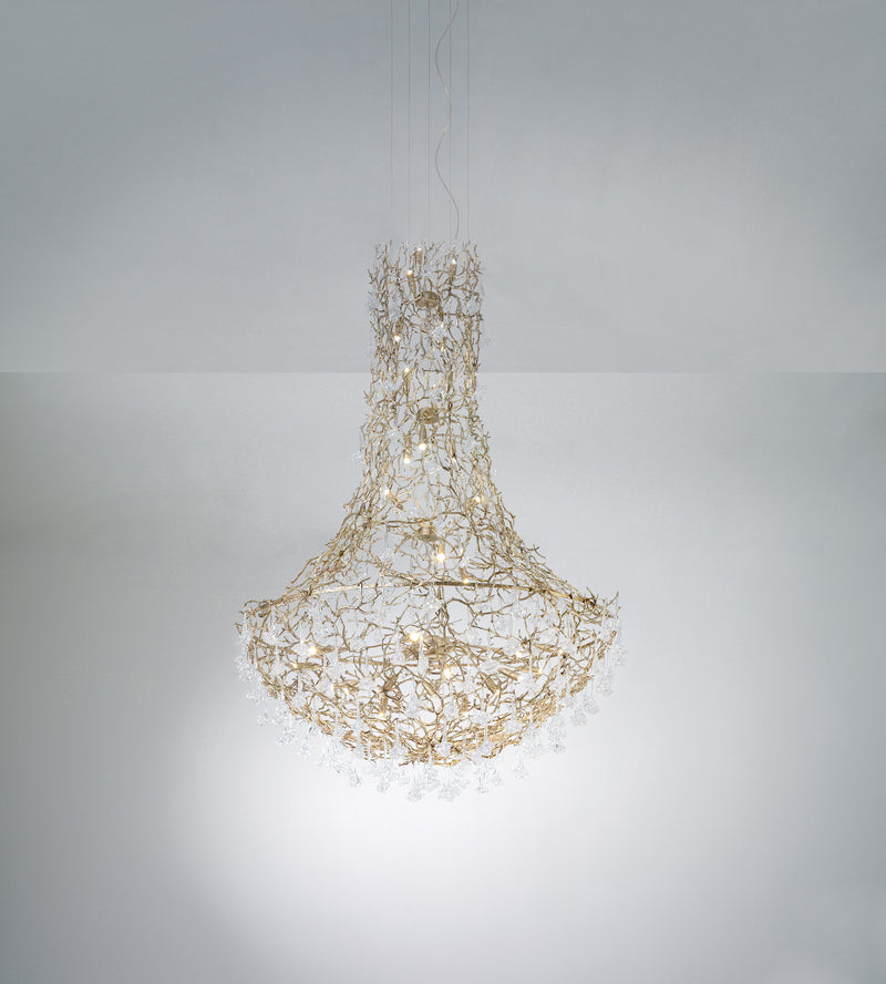 Coral Empire Large Chandelier