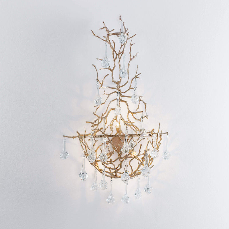 Coral Empire Sconce