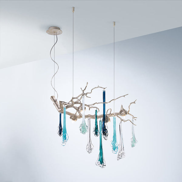 Coral Branch Chandelier