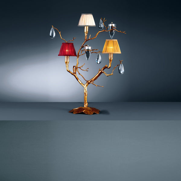 Fascinium Triple Table Lamp