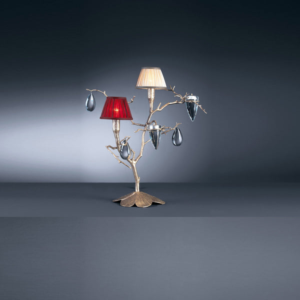 Fascinium Double Table Lamp