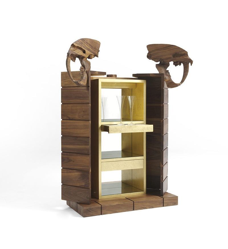 Hercules Bar Cabinet - FLOOR MODEL
