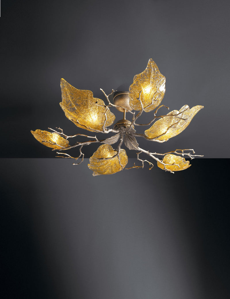 Outono Star Small Ceiling Light