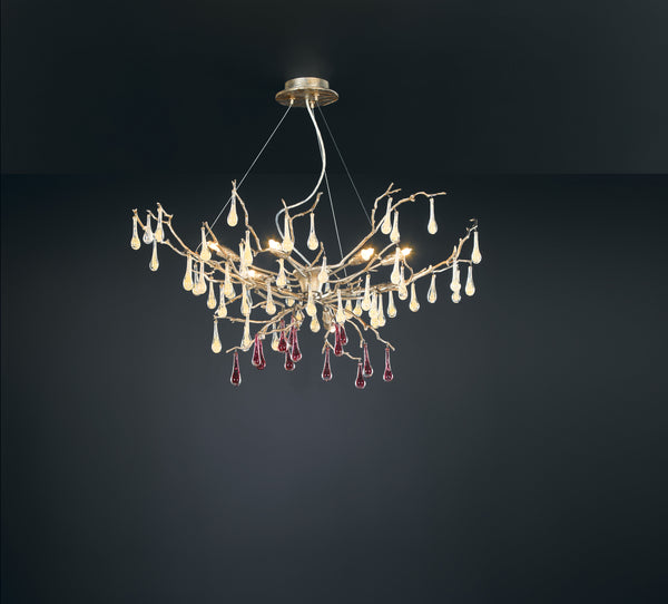 Bijout Round Small Chandelier