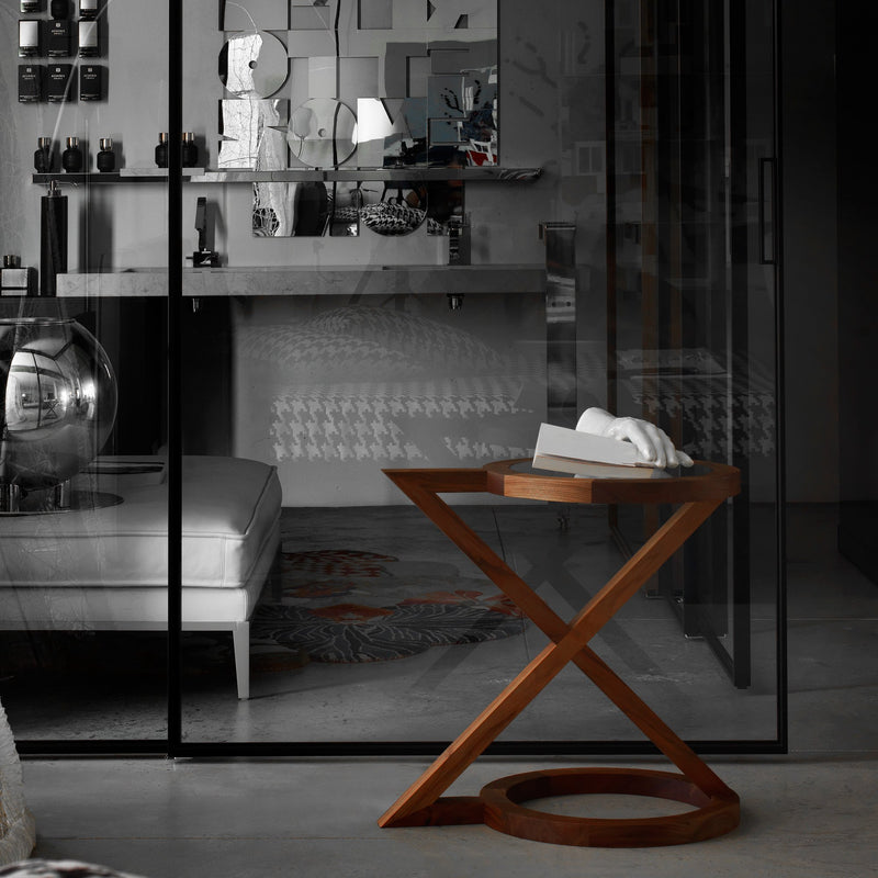 Romina Side Table - FLOOR MODEL