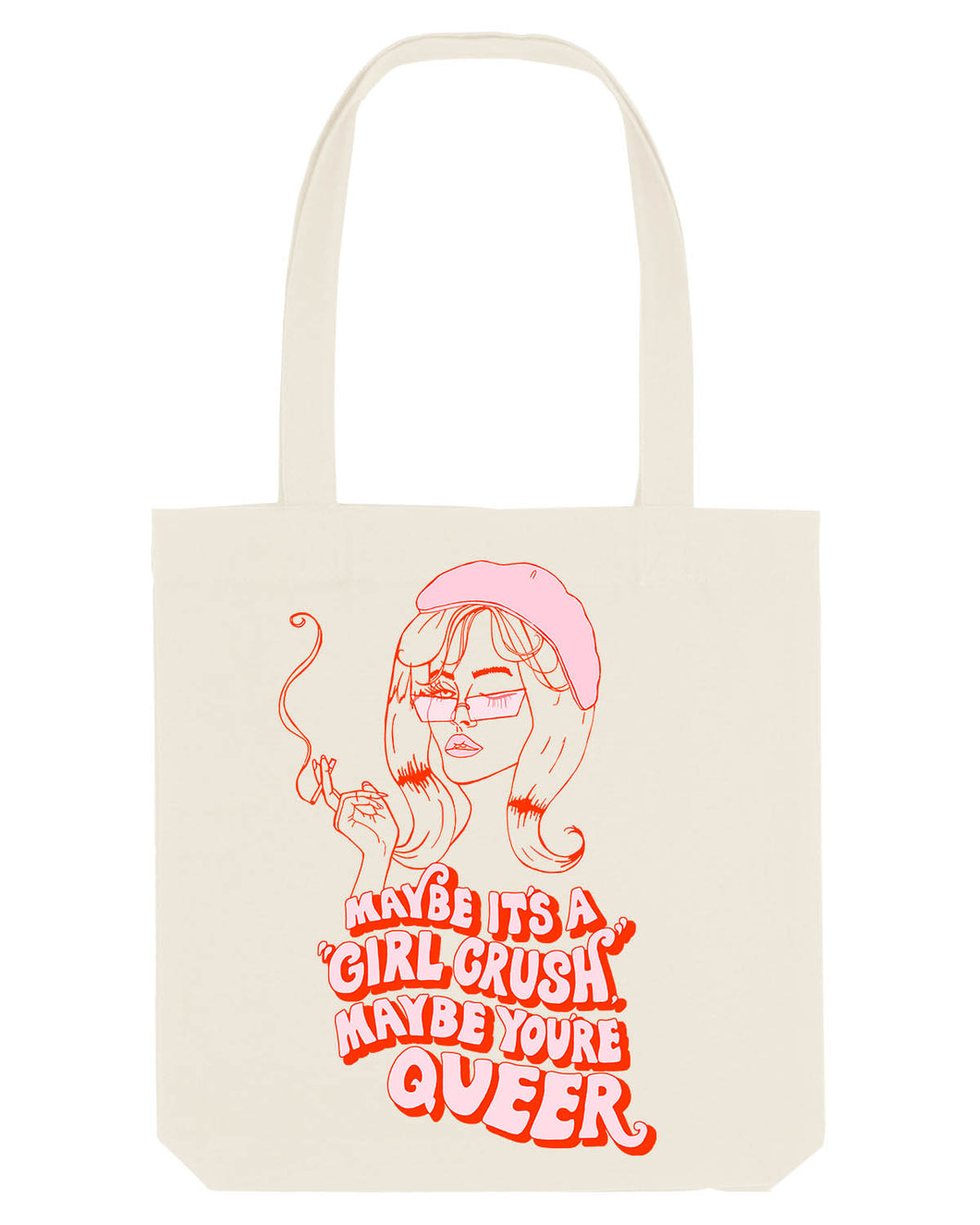 Maybe You're Queer - Tote Bag