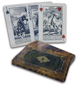 The Great Mirror of Folly Playing Cards