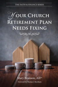 Your Church Retirement Plan Needs Fixing