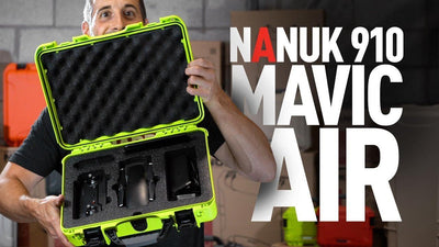 Nanuk 910 Mavic Air Hard Case Review