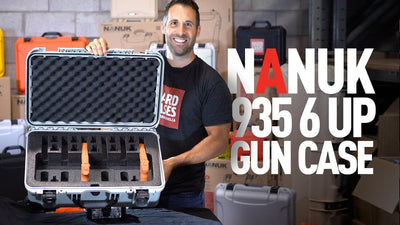 Nanuk 935 6 Up Gun Case Review