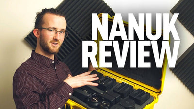 Nanuk Case Review by Arden Shibley of Yellowhouse Aerial