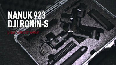 Nanuk 923 DJI Ronin S Hard Case Review