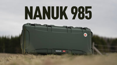 Nanuk 985 Hard Case Review (for rifles and shotguns)