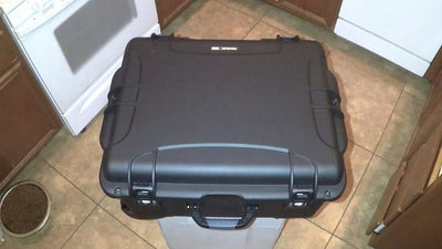 Plasticase Nanuk 960 Wheeled Series Case With Camera Gear Padded Dividers Review