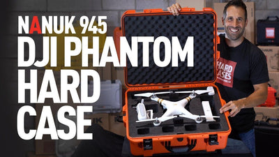 Nanuk 945 DJI Phantom Video Review