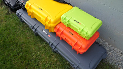 Waterproof Nanuk Hard Cases
