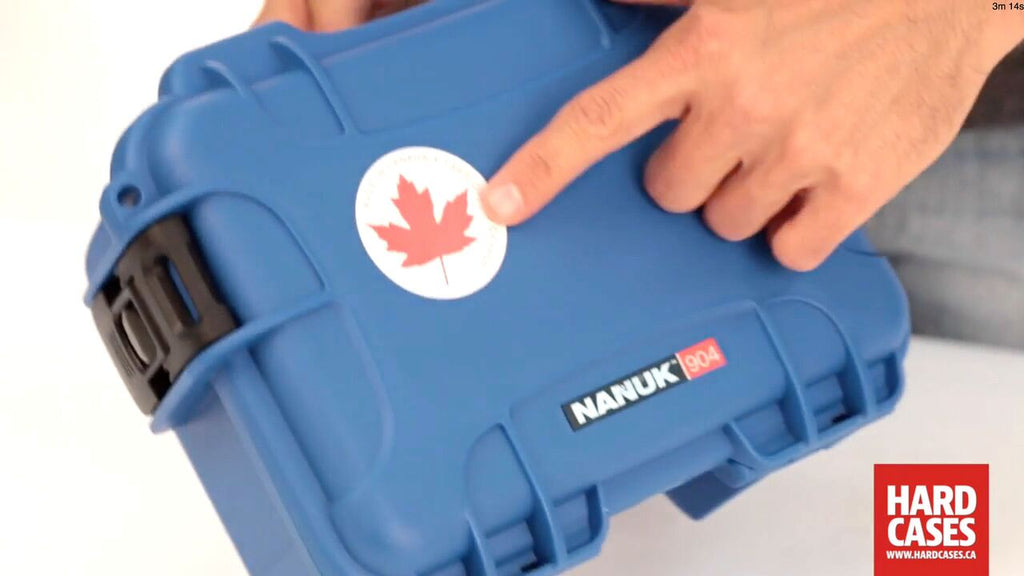Nanuk 904 Made in Canada