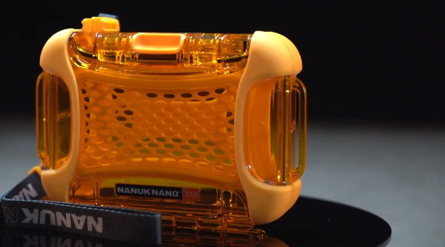 Nanuk Nano 310 Orange