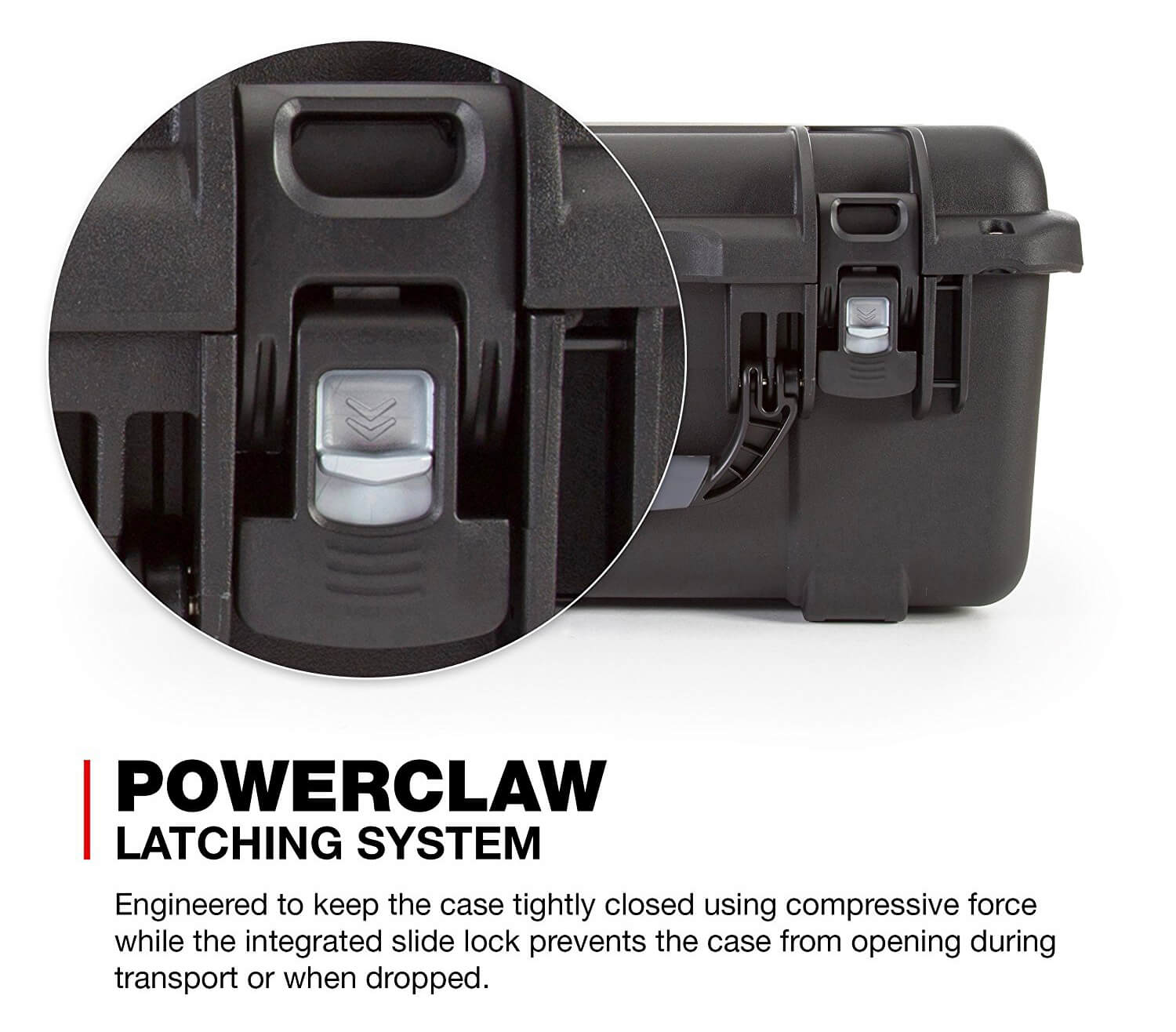 PowerClaws on the Nanuk 933