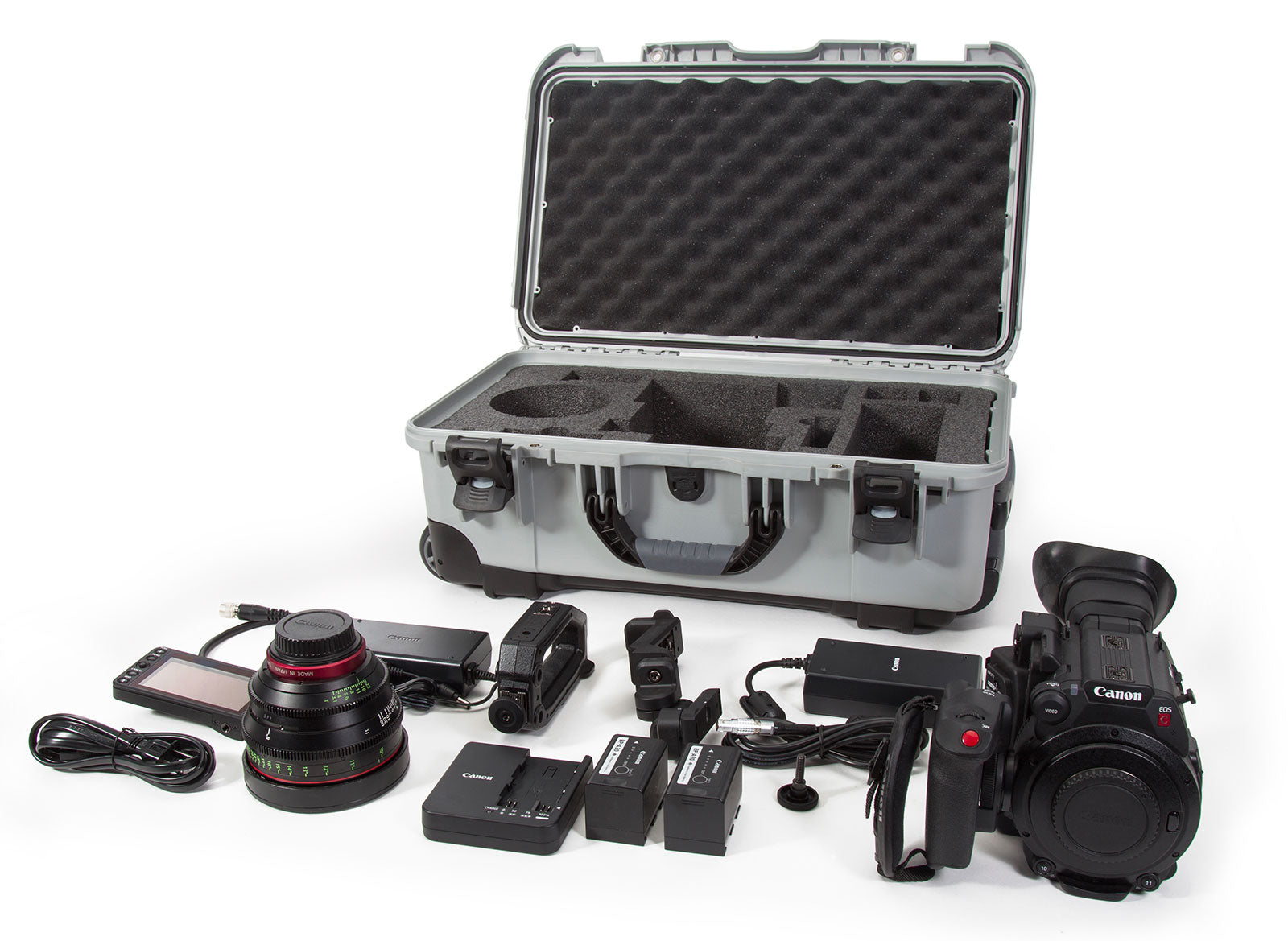 Nanuk 935 Hard Case for Canon Video Camera