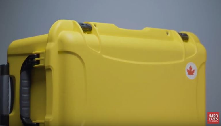 Nanuk 938 in Yellow