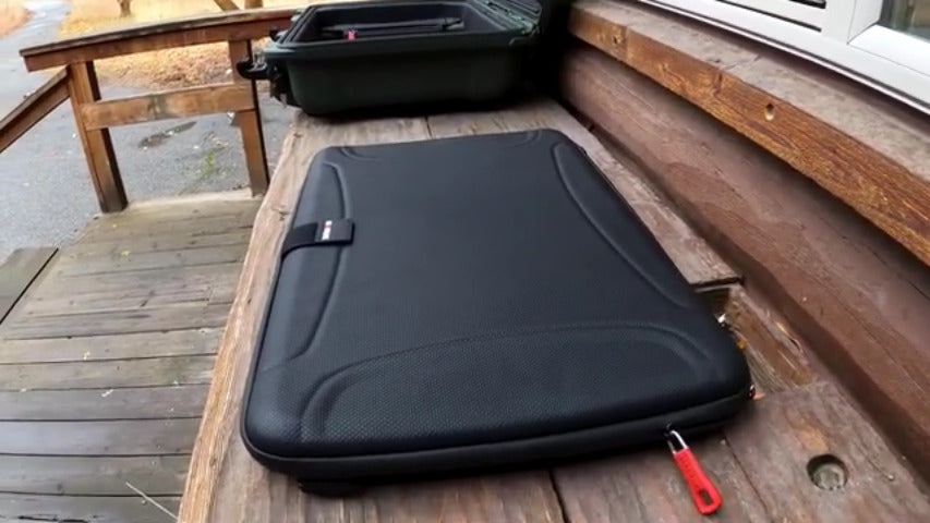 Nanuk 923 Hard Case for Mac Book