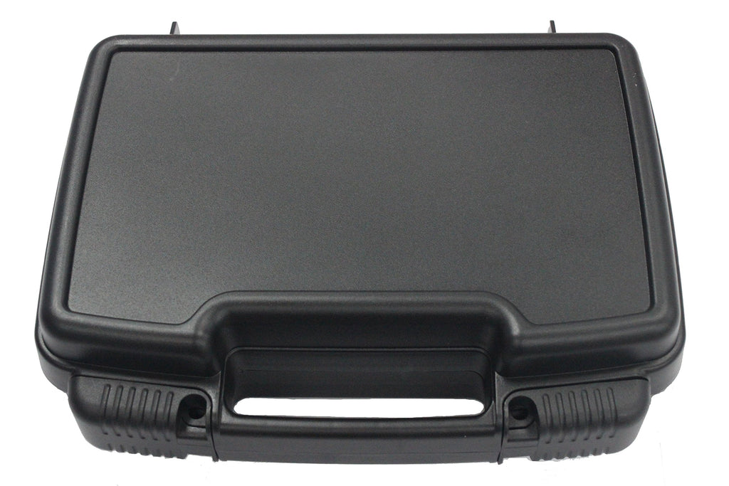 Premium Tactical Supply Single Pistol Case Top View