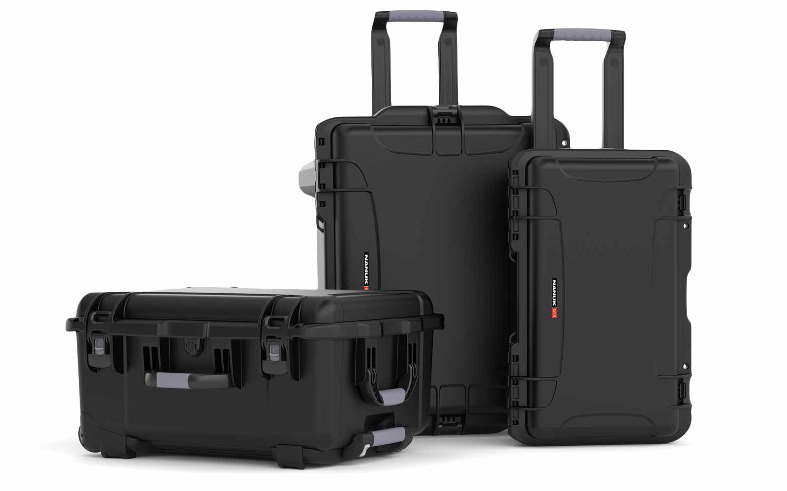 Wheeled Nanuk Cases