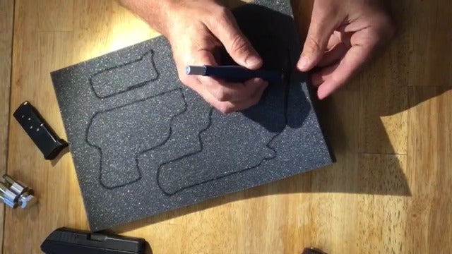 How to Cut Custom Foams
