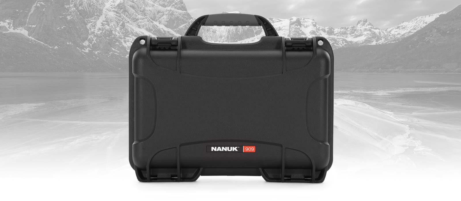 Nanuk 909 Case in Black