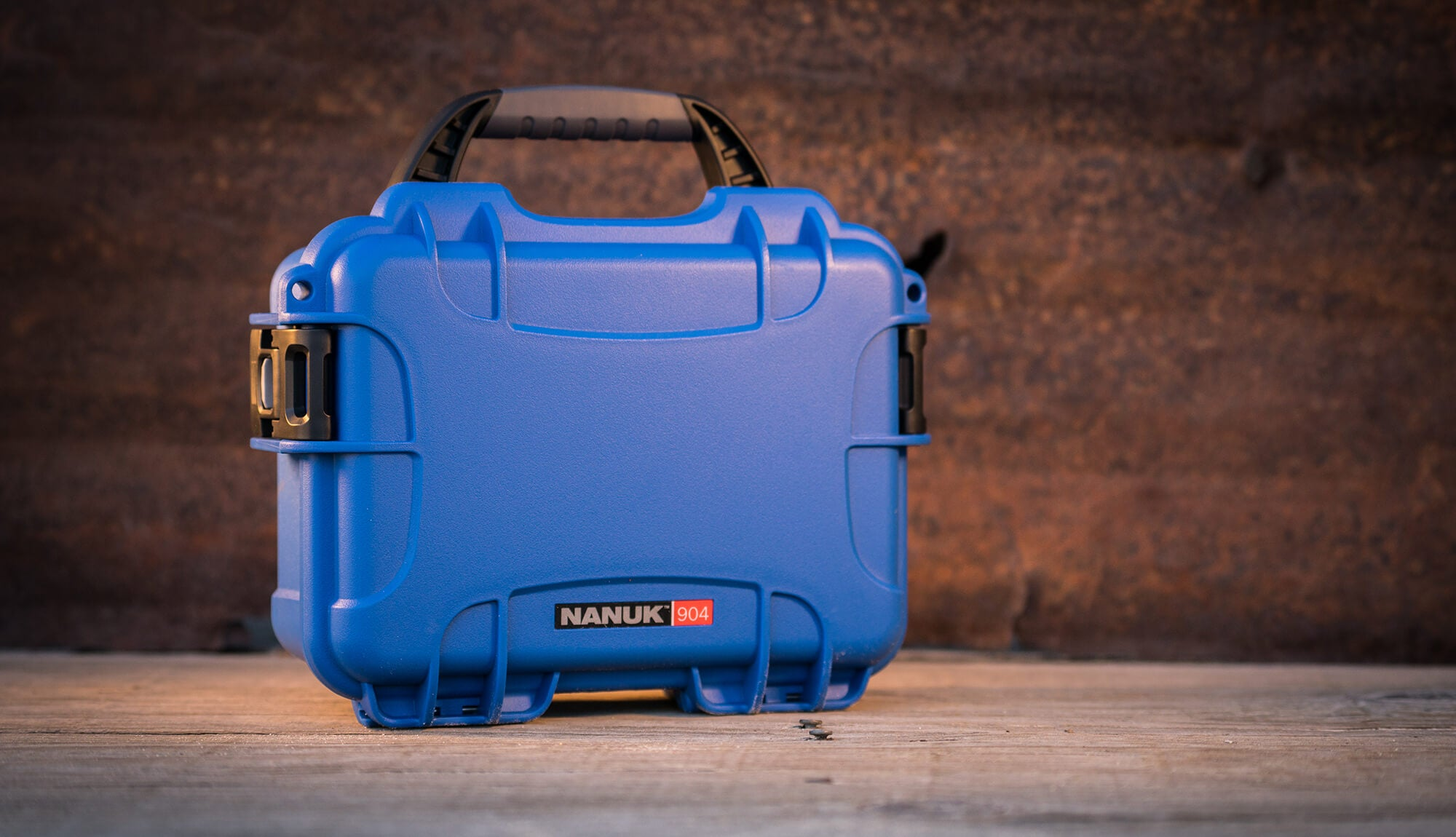 Nanuk 904 Small Case in Blue