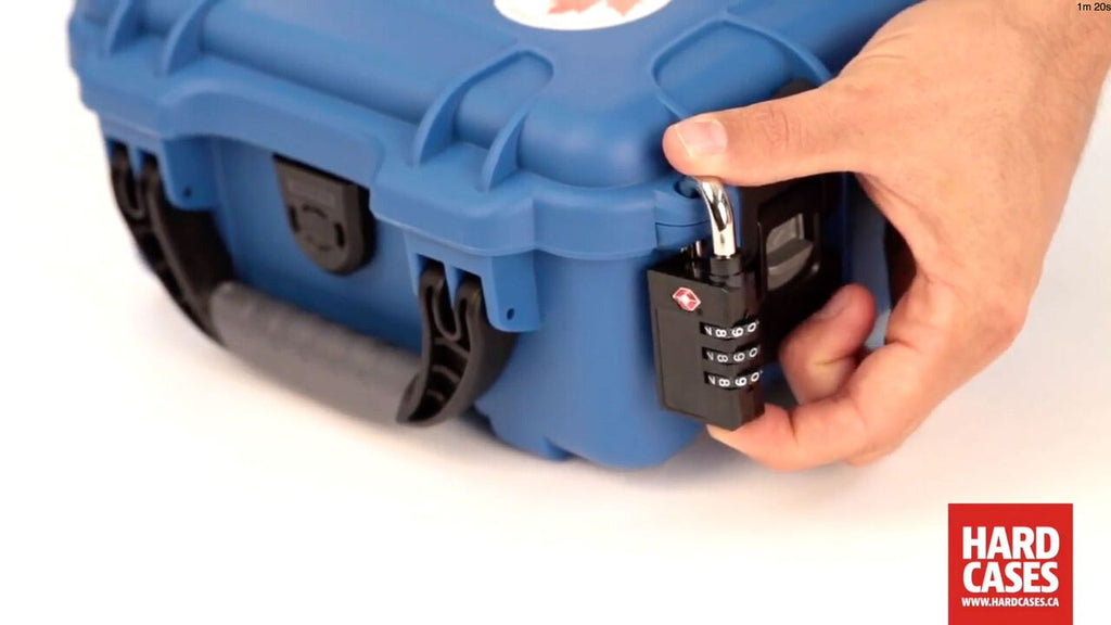 Nanuk 904 TSA Lockable