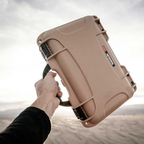 Nanuk 909 2 Up Classic Pistol Hard Case